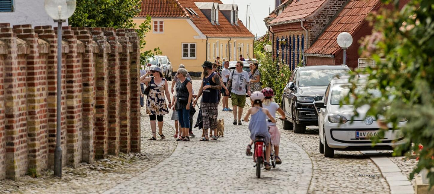 Ringkøbing - A beautiful market town